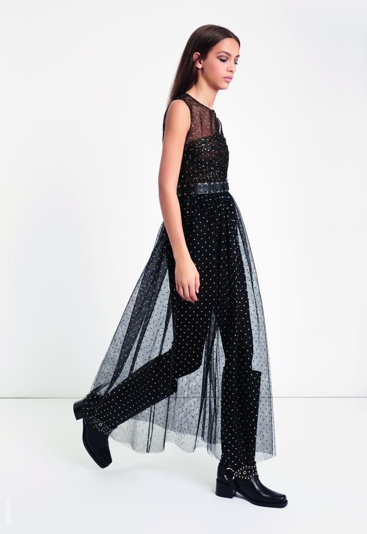 Red Valentino Autumn/Winter 2018 | Fall dresses, Dresses ...