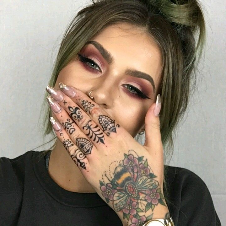 Jamie Genevieve Tattoos In 2019 Pinterest Makeup