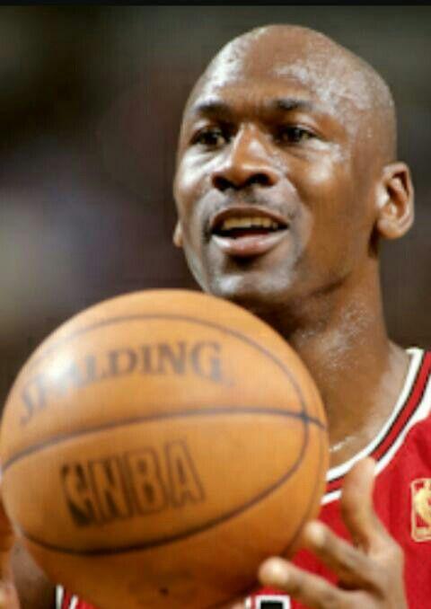 The basketball legend