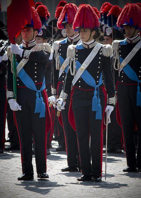Ass blue italia parade