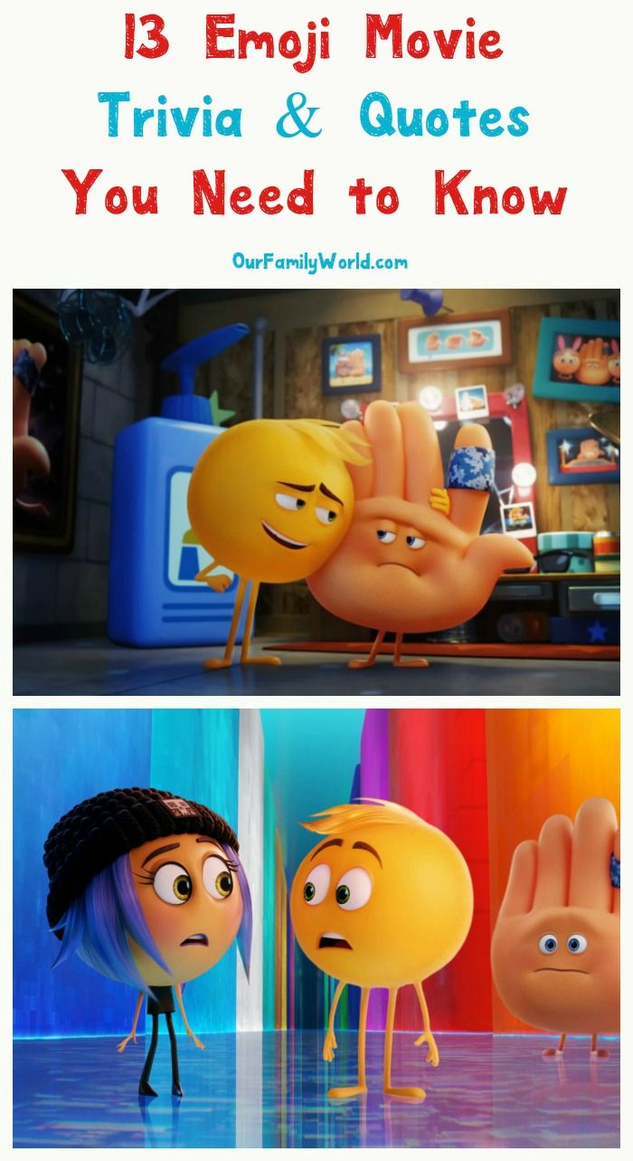 13 Quotes Trivia Bits From The Emoji Movie That You Need To Know Emoji Movie Movie Facts Disney Quotes Funny