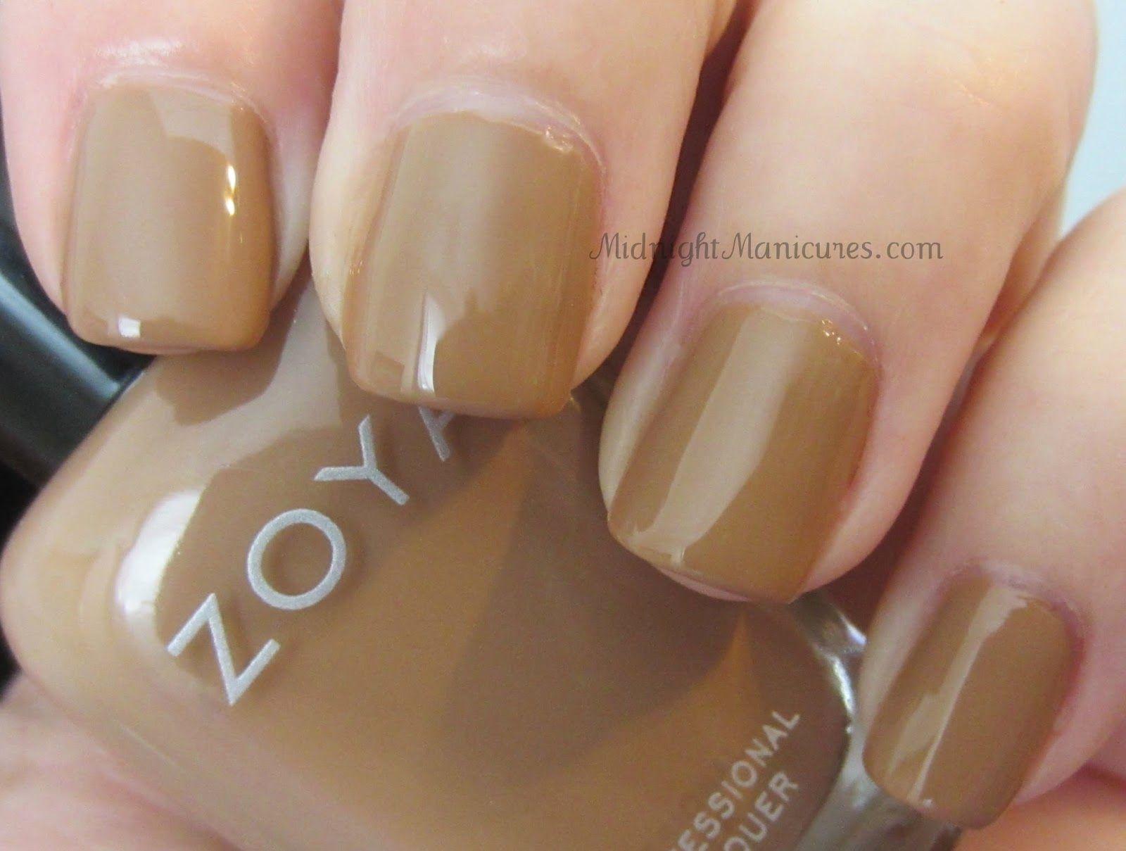 Zoya Cashmere Nail Polish Collection - Review