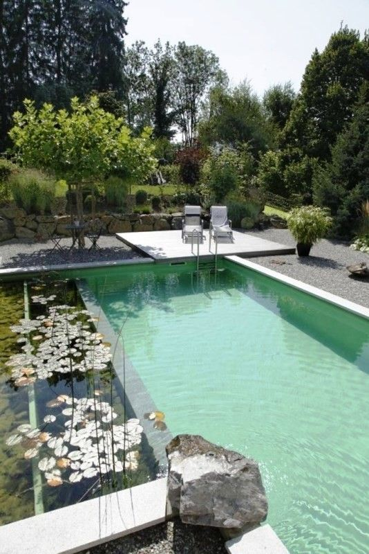 Photo of Přírodní koupaliště #pool #poolideen #homedecor #gartendeko #gartenpool – Welcome to Blog