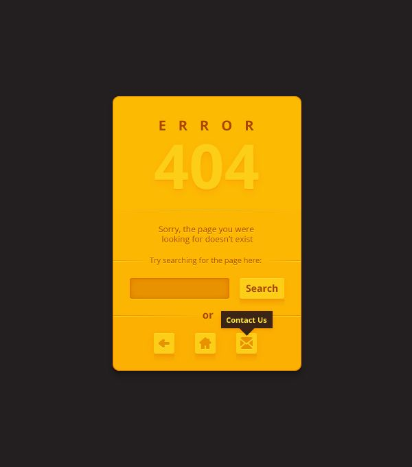 How to Create a 404 Error Page in Adobe Illustrator