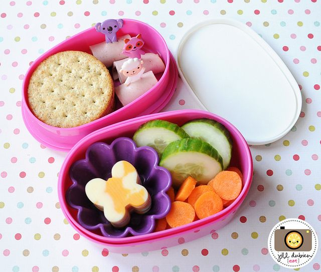 Some Bento box examples. How many of you use these for your Littles?