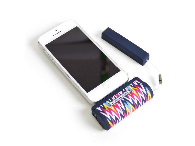 If you only care about your iPhone and its appearance, opt for this stylish charger.