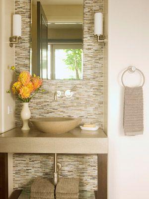 Neutral Color Bathroom Design Ideas Home Bathrooms Pinterest