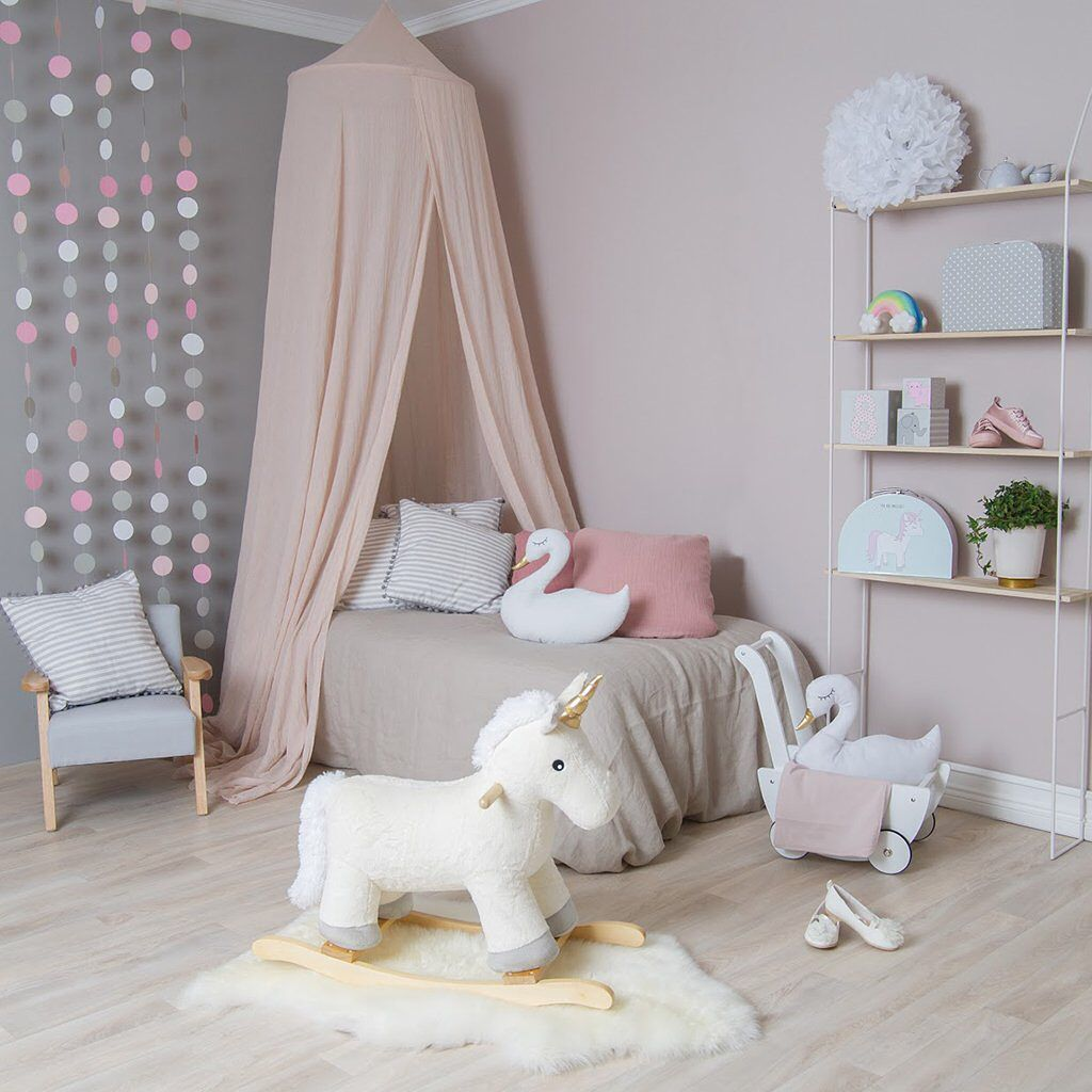 Pin by Jimenez on Deco chambre fillette in 19  Girl room, Baby