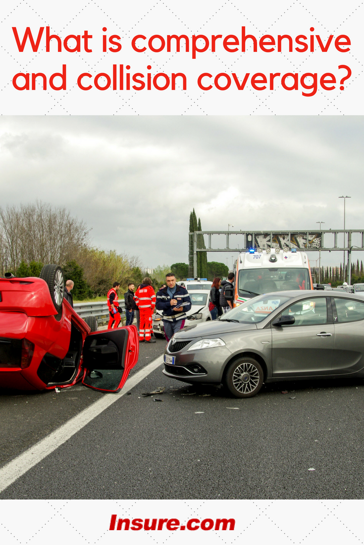 A Complete Guide To Collision And Comprehensive Car Insurance
