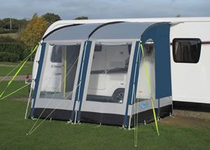 The Rally 260 Can Fulfill The Needs Of The Weekend Or Touring Caravanned But Could Equally Suffice For Longer Holid Porch Awning Camping Supplies Dog Pen