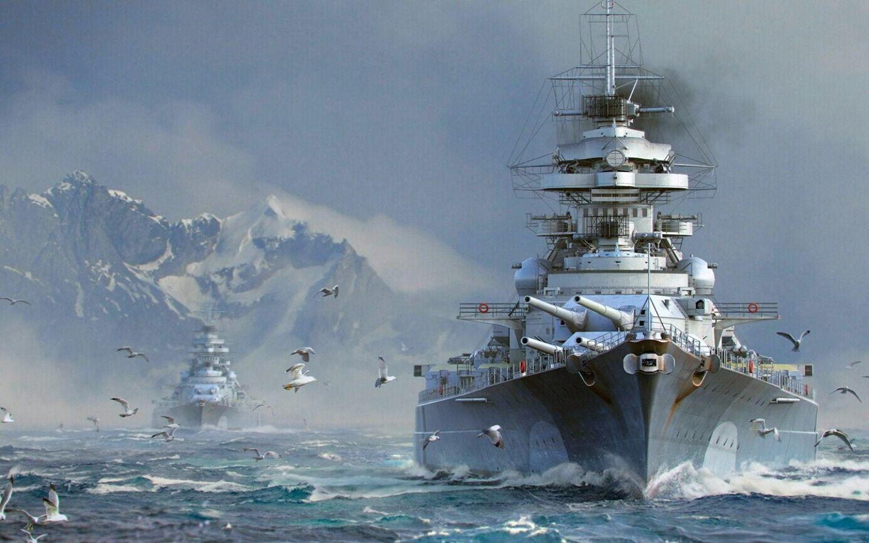 Download Wallpaper Id 2019886 Desktop Nexus Boats Battleship Navy Ships Warship