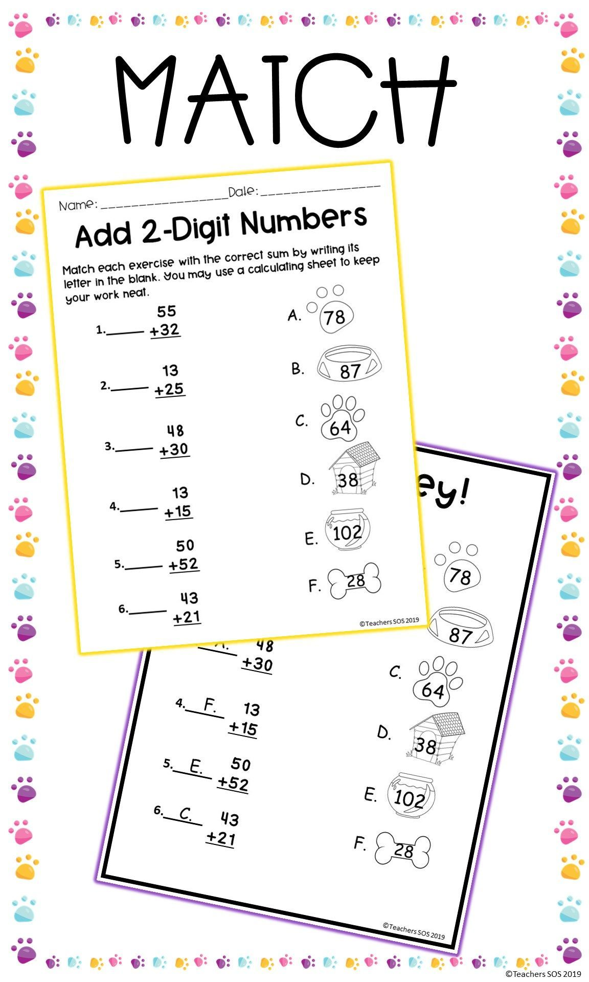 Adding Two Digit Numbers No Regrouping Worksheets Distance Learning Regrouping Distance Learning Practices Worksheets Adding two digit numbers worksheets