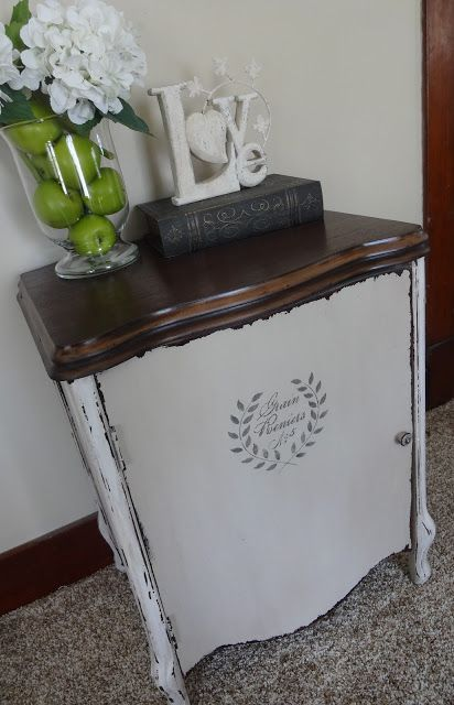 {createinspire}: Sewing Cabinet Revamp