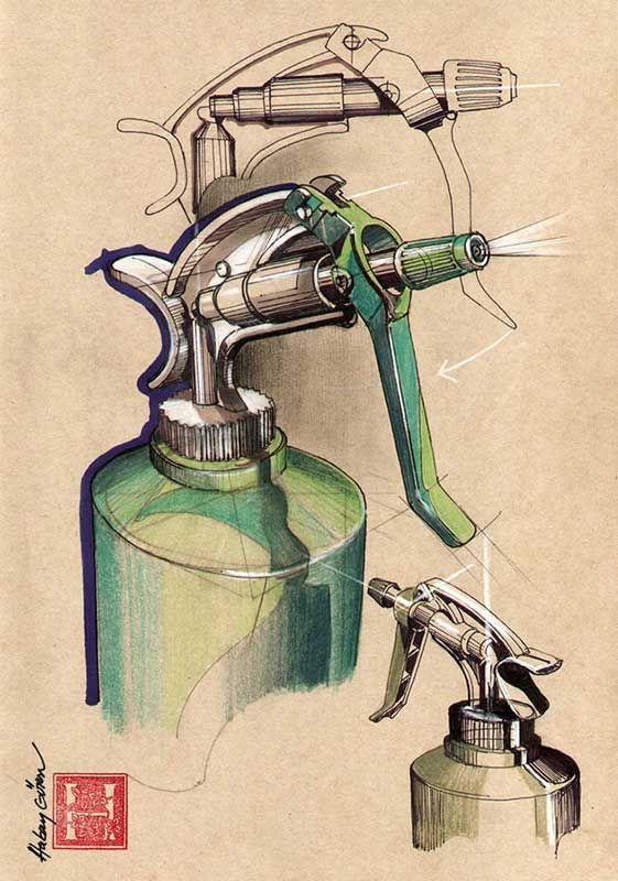 #industrialdesign Design Sketches | HakanGursu