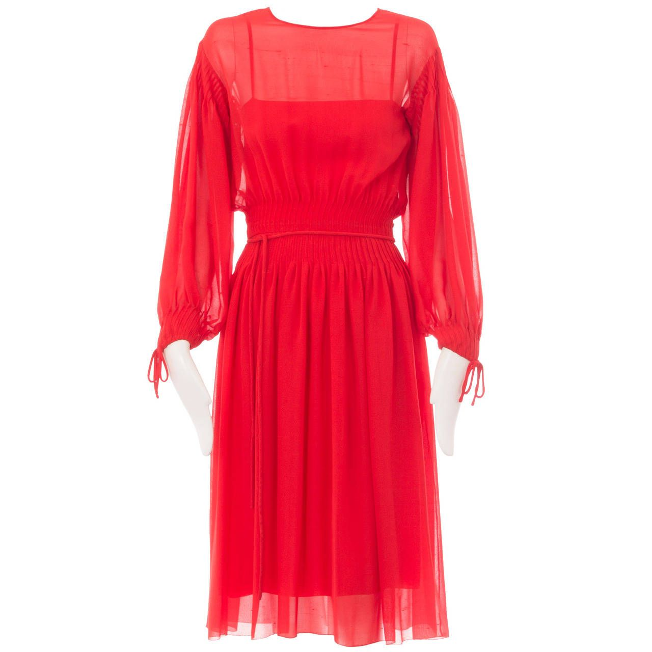 07a90fdbfc A Dior haute couture dress