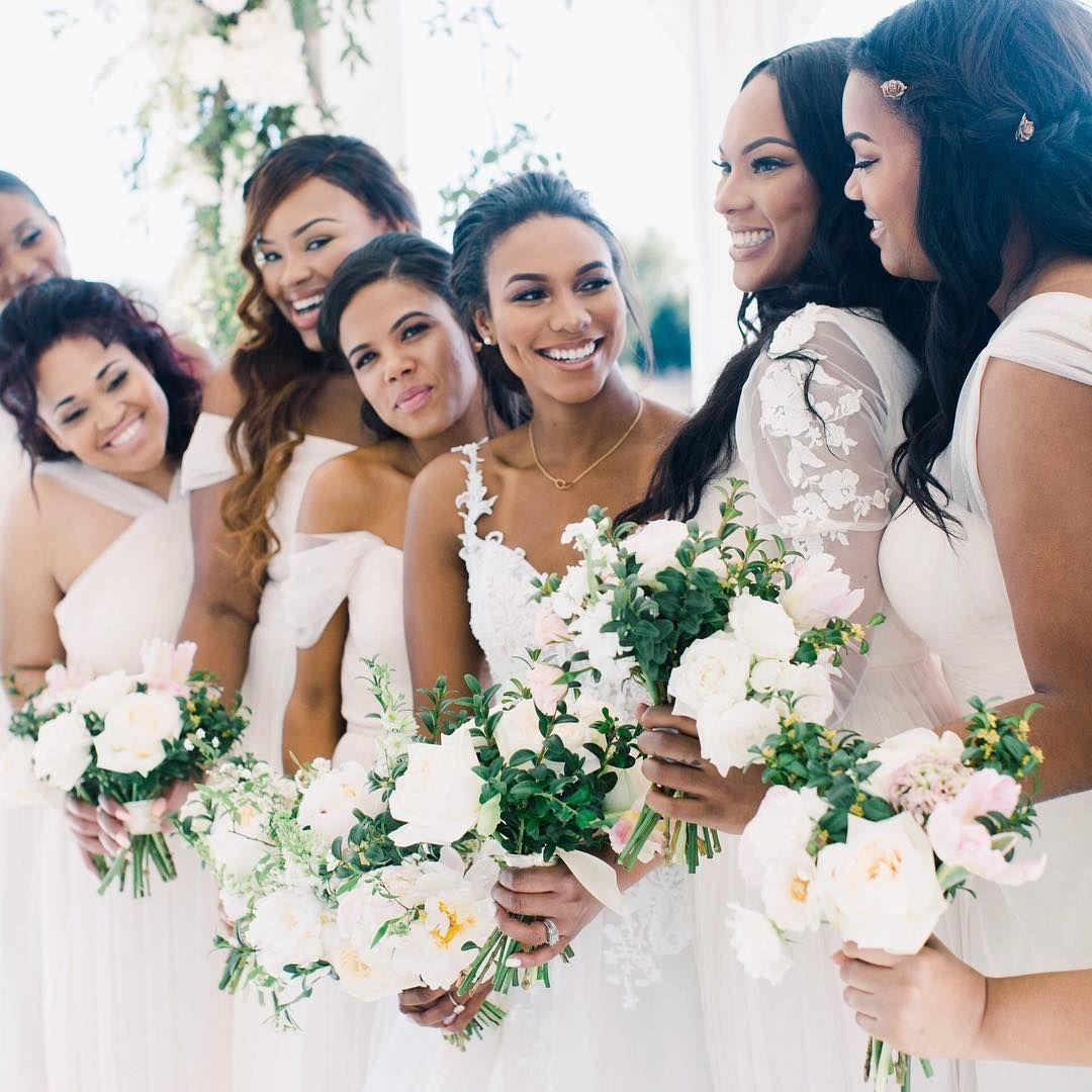 "Martha Stewart Weddings On Instagram: ""Lauren's Sister"