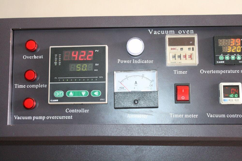 Vacuum Oven Controller Panel Vacuumovencontroller Vacuumoven