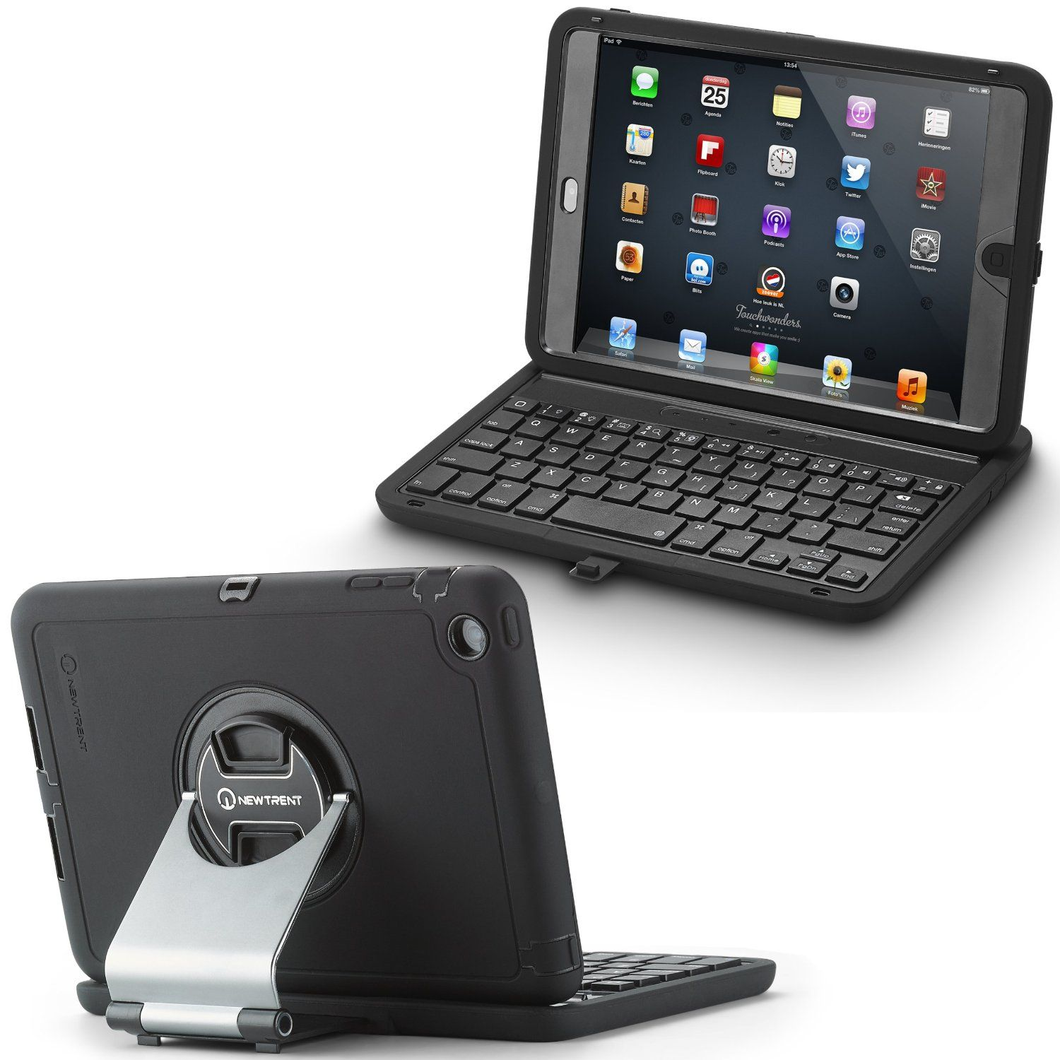 this sleek and portable wireless keyboard case will allow you to wirelessly connect to your ipad. Black Bedroom Furniture Sets. Home Design Ideas