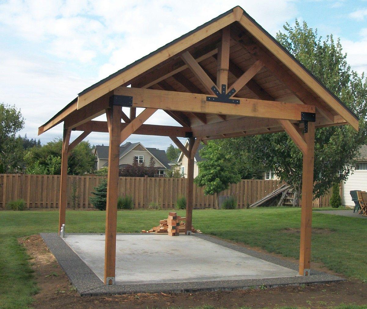 Outdoor Picnic Pavilion Plans Bing Images Backyard Pavilion Outdoor Pavilion Pergola