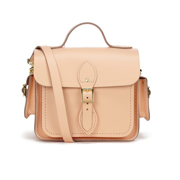 The Cambridge Satchel Company Women's Traveller Bag with Side ...