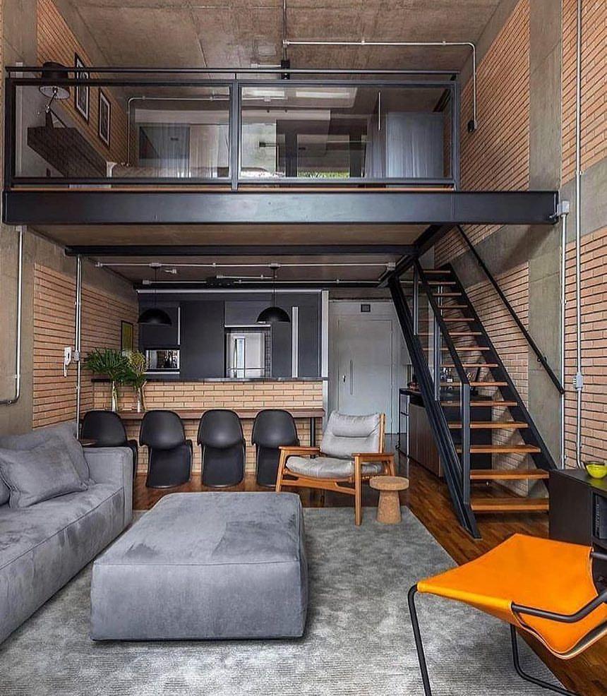 Loft Apartments For Rent Atlanta: Pin By Daniel Le Roy On Residences - Lofts