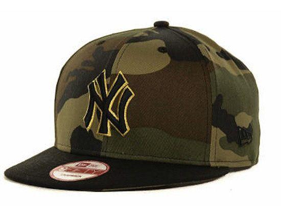 "f38aa9872627ba MLB x NEW ERA ""New York Yankees Woodcraft"" 9Fifty Cap | Snapback ..."