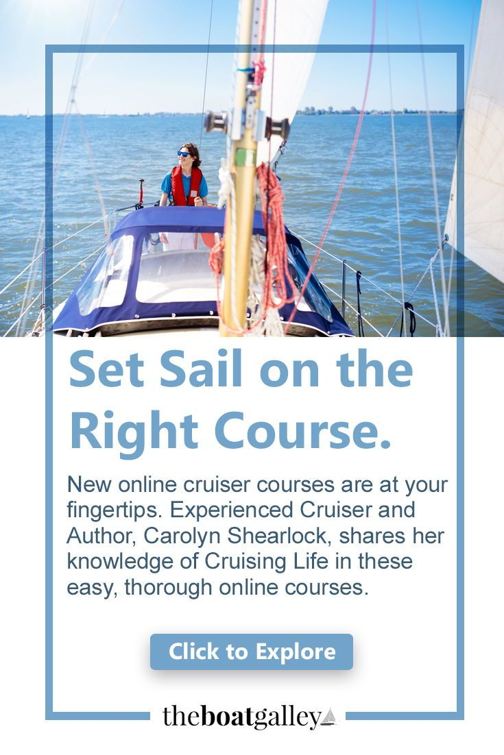 Learn how cruise and new resources to help you set sail. #onlineclasses