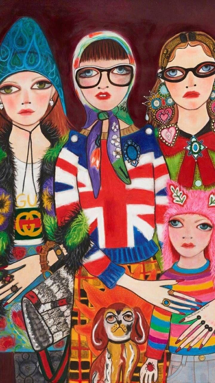 Turkish art image by JAM LEUNG on Gucci主题 Iphone