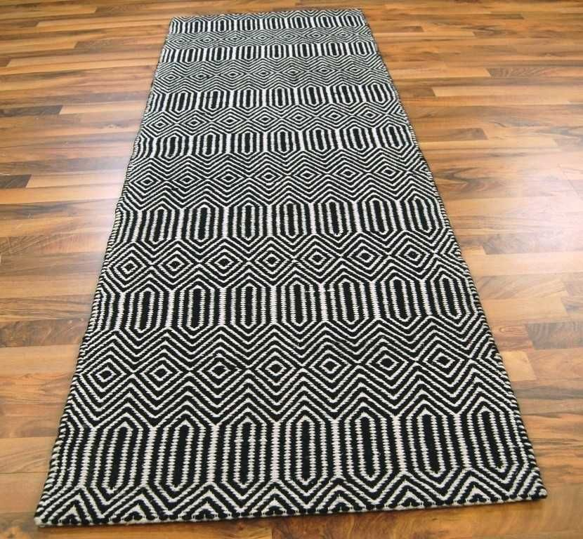 Sloan Black Hall Runners 130 Hallway Pinterest Hall Runner