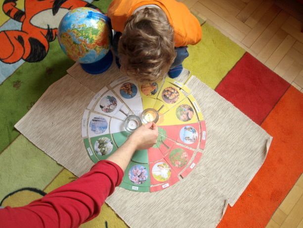 Urodziny a la Montessori ;)