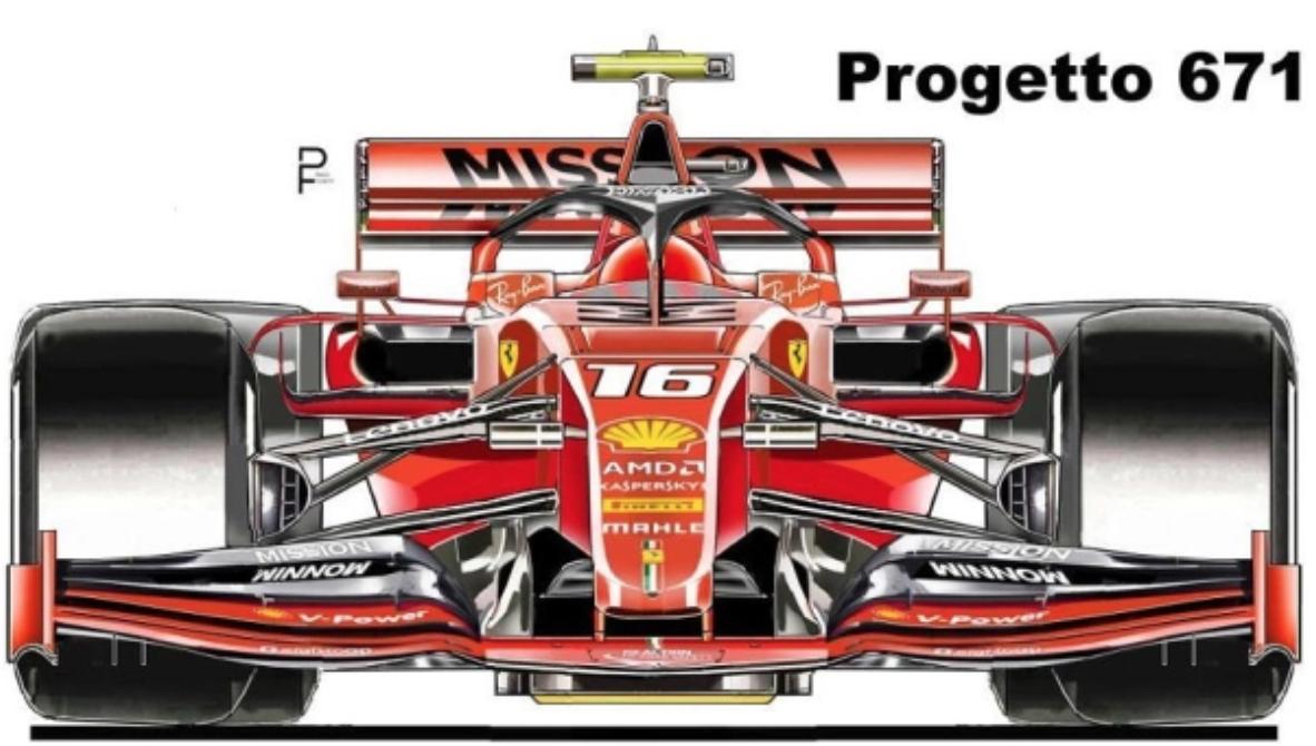 Italian Media Leaks Ferrari's 2020 Challenger Ahead of