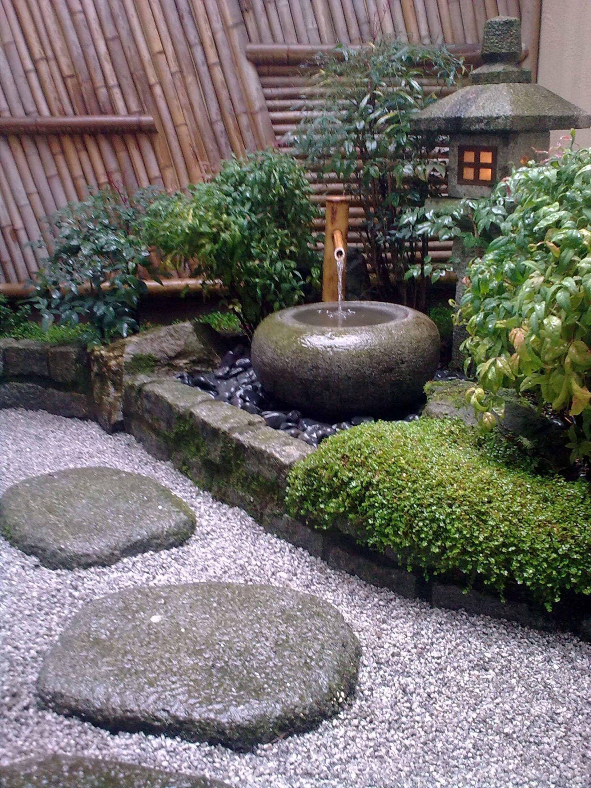 Modern Zen Garden Ideas in 6  Japanese garden landscape, Small