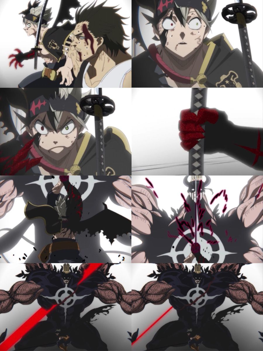 Pin by Jeremy D. Gremory on Anime in 2021 | Black clover ...