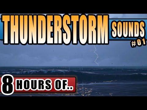 RAIN STORM SOUND EFFECTS, thunder sound effect, Wind sound