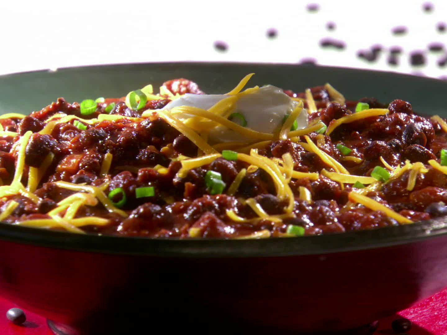 Game day chili recipe chili recipes arabian food and gaming easy forumfinder Image collections
