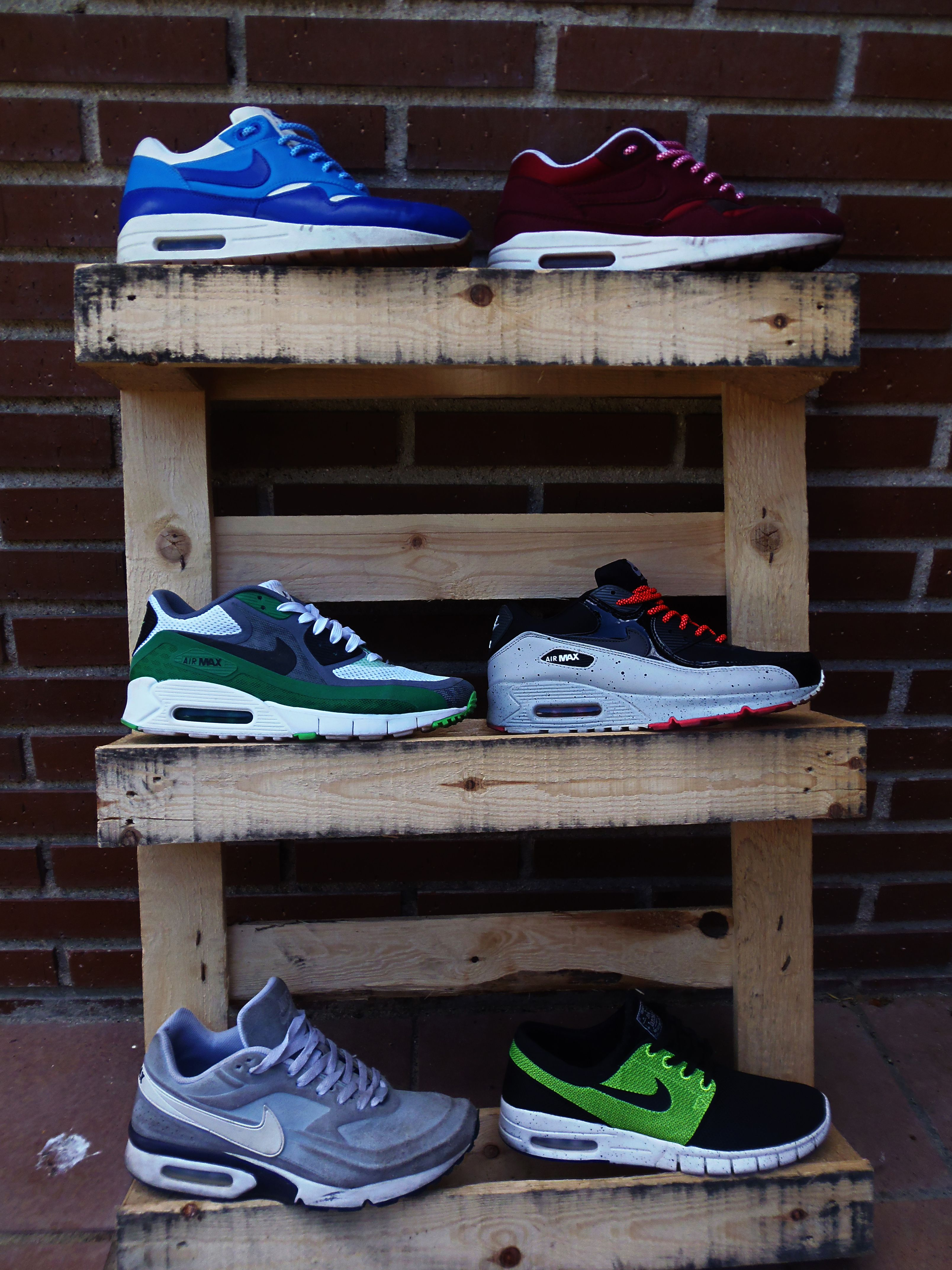 hot products great look big sale more of my sneakers: Nike air max 1 x2 , nike air max 90 ...