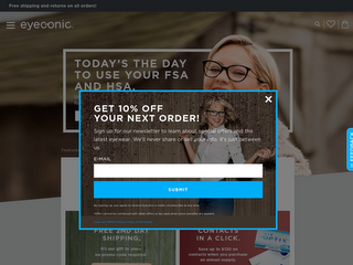Eyeconic Com Eyeconic Coupon Codes Deals Coding Coupons Promo Codes