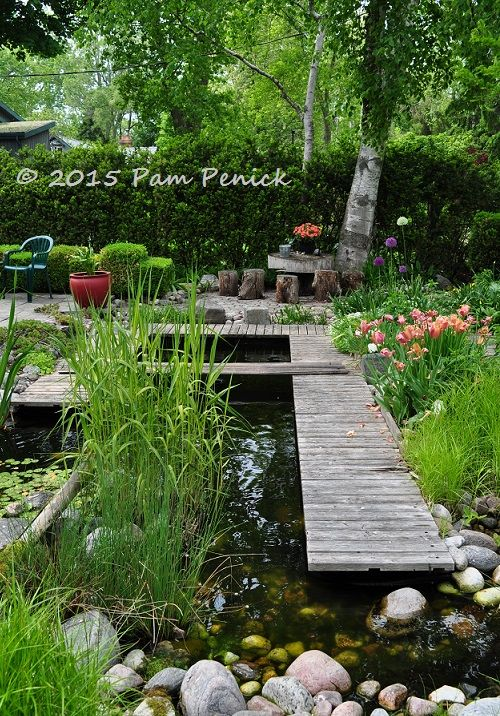 Garden is But-A-Dream on Algonquin Island: Toronto Garden Blogger Fling   Digging