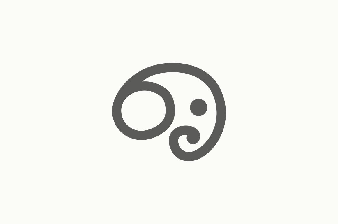 e7a5d043cf406 Elephant Logo Template by Logo on Creative Market