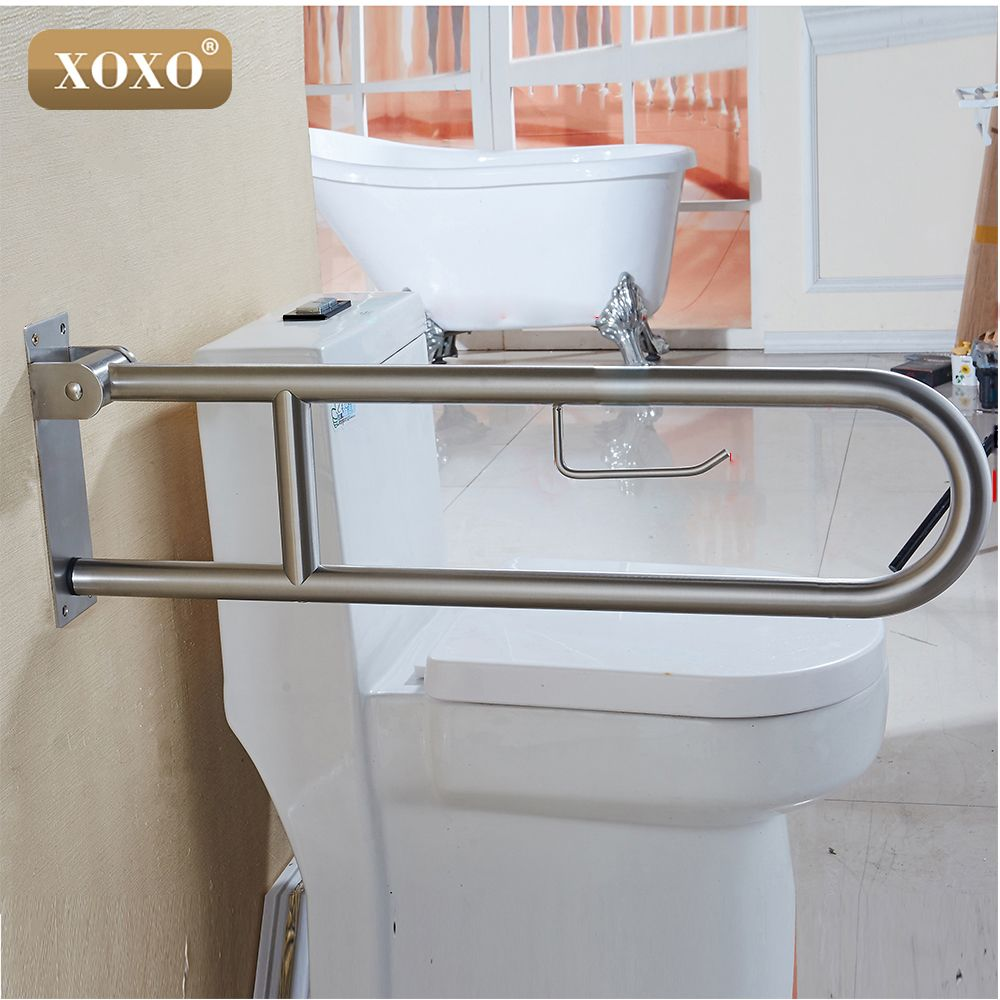 Xoxo Bathroom Safety Grab Bars Handrails 304 Stainless Steel Grab Enchanting Bathroom Safety Bars Inspiration Design