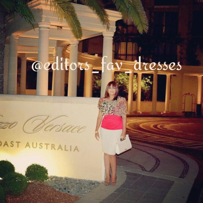 Love my Kitten D'Amour at Palazzo Versace!