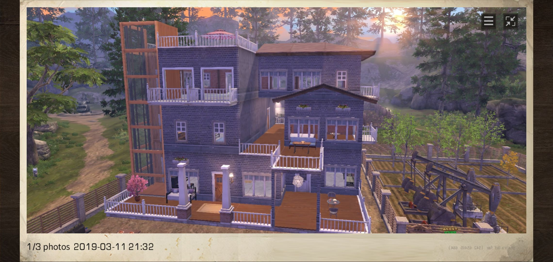 Lifeafter Game House Design In 2020 House Design Grand Designs