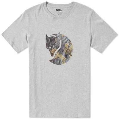 Fjallraven Rock Logo T-Shirt