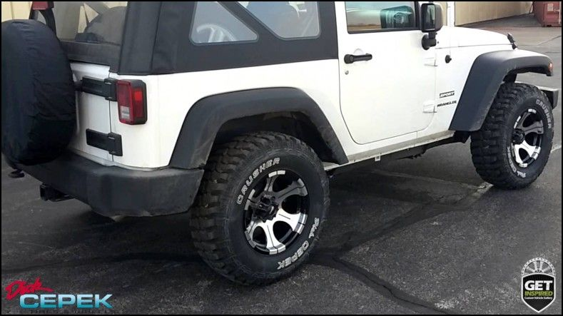 Jeep Jk Wheel And Tire Packages