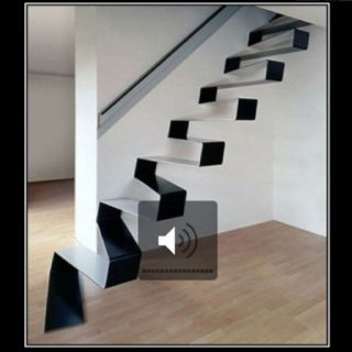 i want these in my future house they kinda look dangerous but they are so cool!