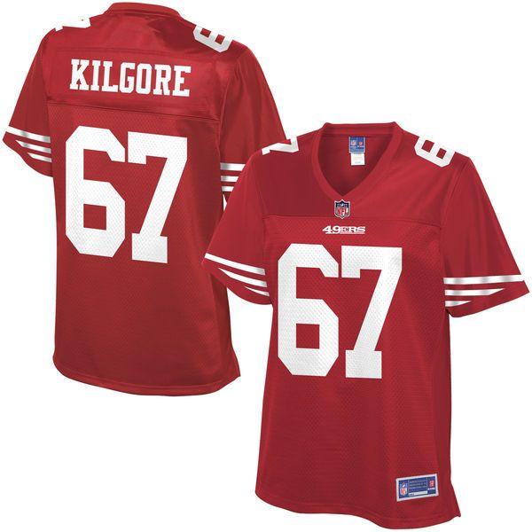 Daniel Kilgore NFL Jerseys