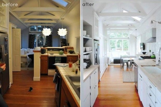Before And After House Remodels | House Remodeling Before And After