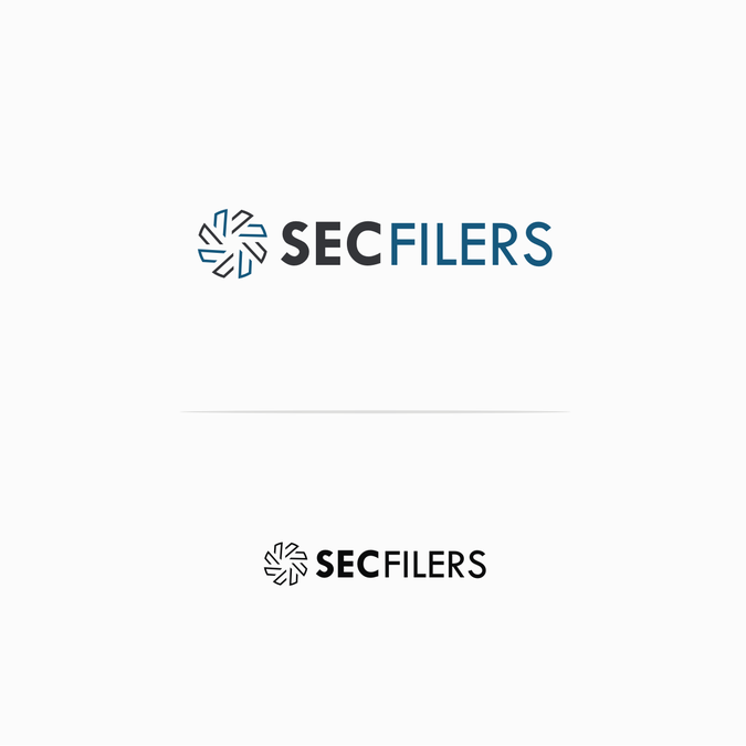 Sec Filers Logo By Beuya Logo Design Diy Financial Logo Logo Design