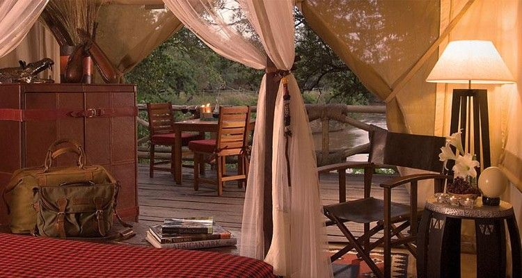 #Gl&ing and the Big Five in the remote #Kenya #wilderness! #Africa & Glamping and the Big Five in the remote #Kenya #wilderness ...
