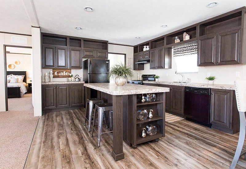 Clayton Sundowner Slt28603a 3 2 Mobile Home For Sale Mobile Home Kitchens Home Remodeling Remodeling Mobile Homes